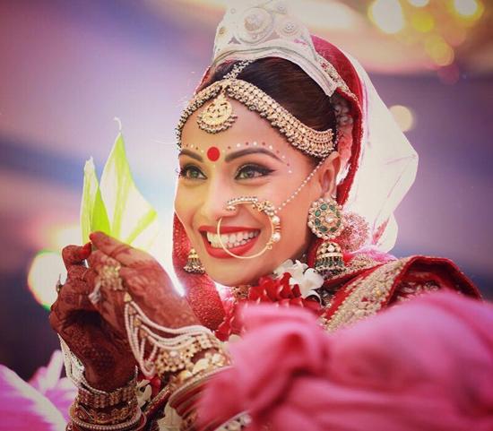Bengali Bridal Makeup