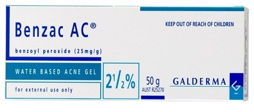 Benzac AC Gel For Pimples