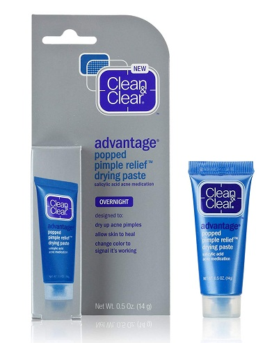 Clean and Clear Pimple Cream