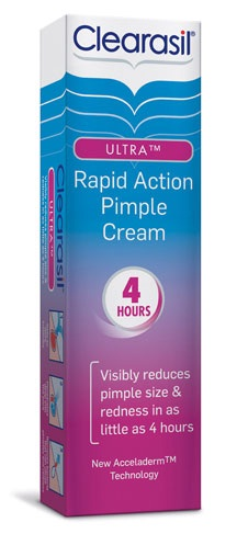 Clearasil Ultra Rapid Action Pimple Clearing Cream