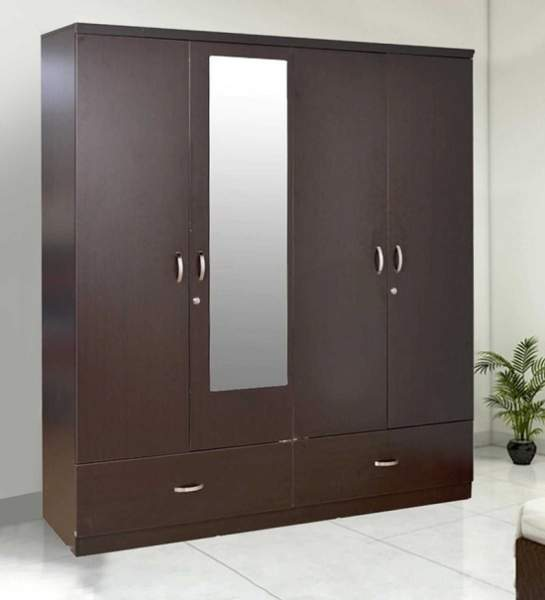 10 Best Bedroom Wardrobes With Pictures In India | Styles ...