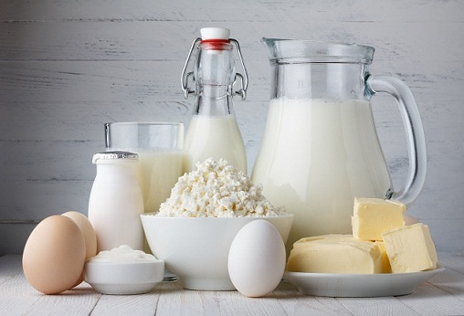 Dairy Products home remedies for arthritis
