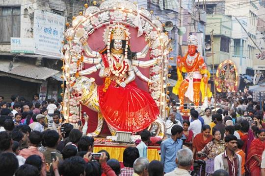 Dussehra-Festivals of India