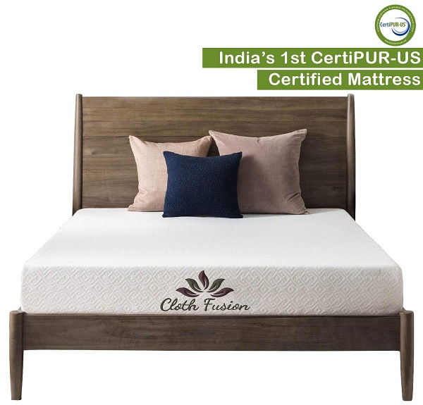 Gel-infused Bed Mattress