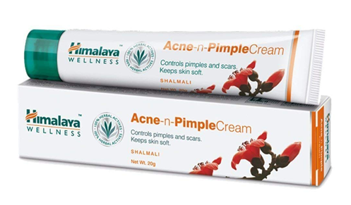 best Herbal creams for pimples