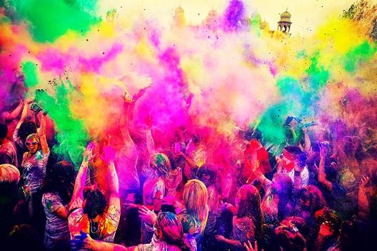 Holi-Festivals of India