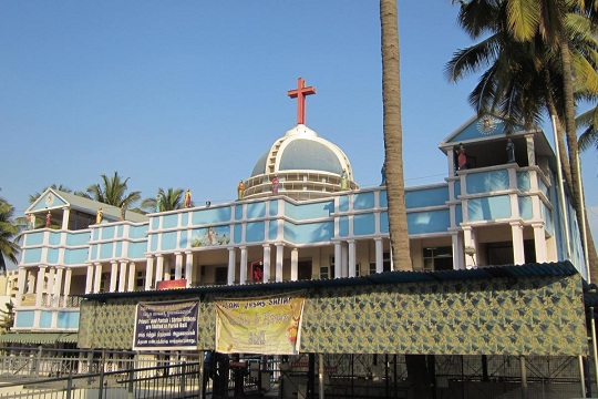 Infant Jesus Church, Bangalore: