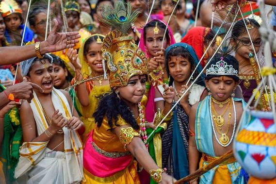 Janmashtami-Festivals of India