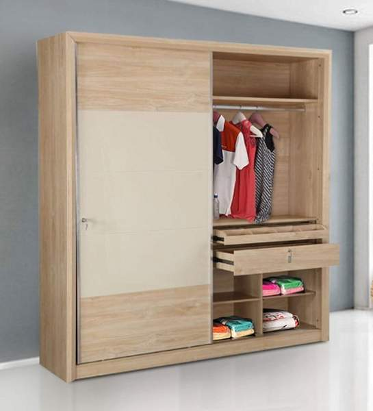 Simple Sliding Wardrobe Designs