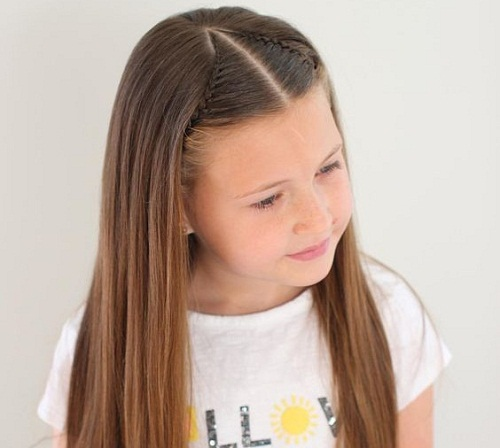 Loose Hair for Kids