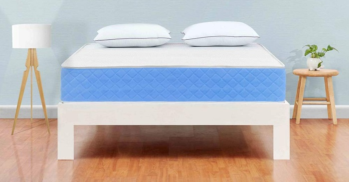 mattress with foam