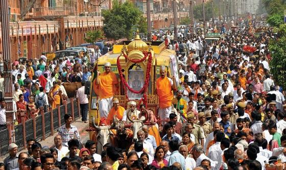 Mahavir Jayanti Festivals of India