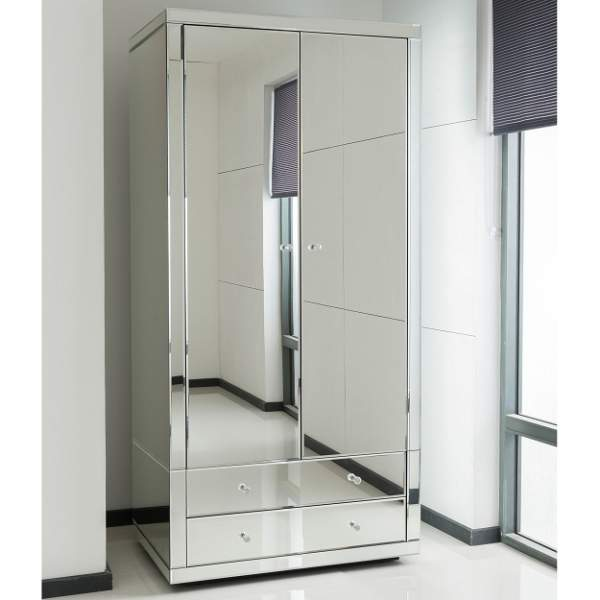 Mirrored Wardrobe Designs