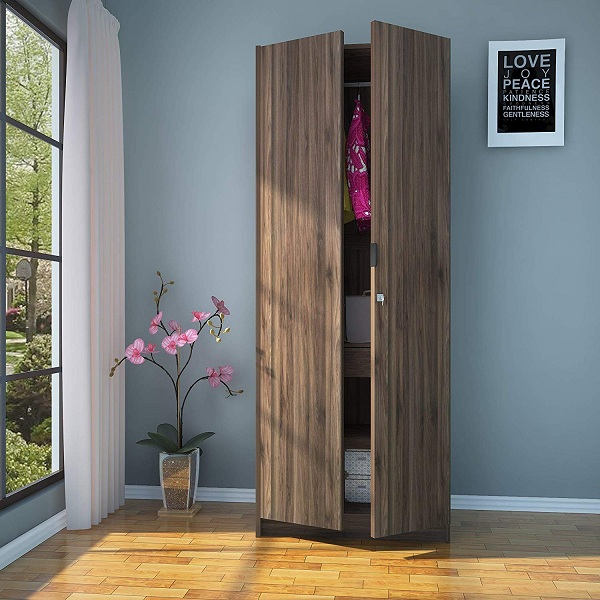 2 door wardrobe cabinet