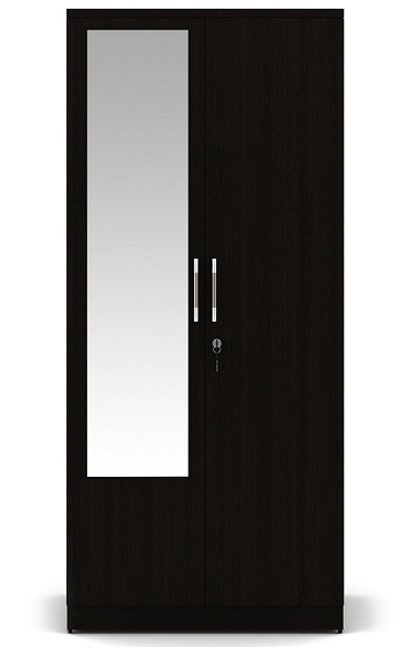 Simple 2 Door Wardrobe Designs