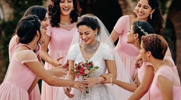 North Indian Christian Bridal Makeup