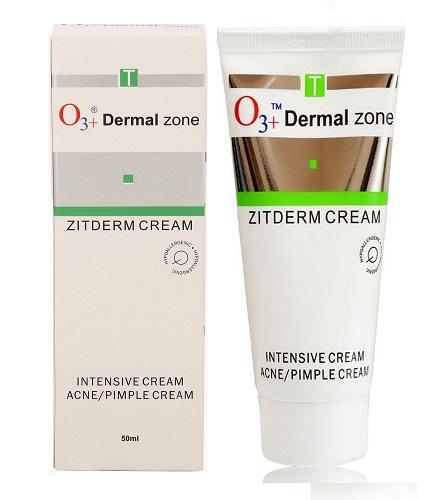 O3+ Dermal Zone Zitderm cream