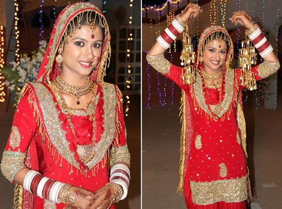 Punjabi Bridal Makeup