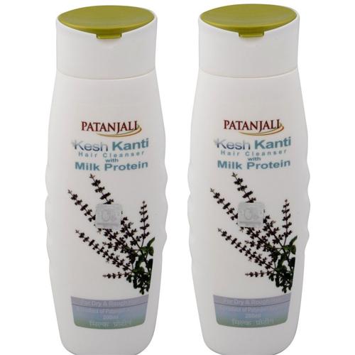 Patanjali Milk Protein Shampoo