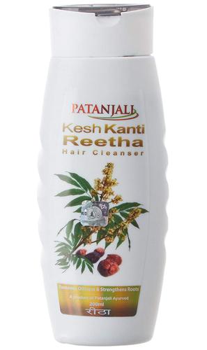Patanjali Reetha Shampoo