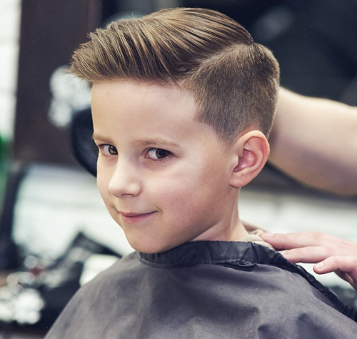 10 New and Best Haircuts and Hairstyles for Boys in 2019