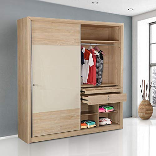 wardrobe drawer unit