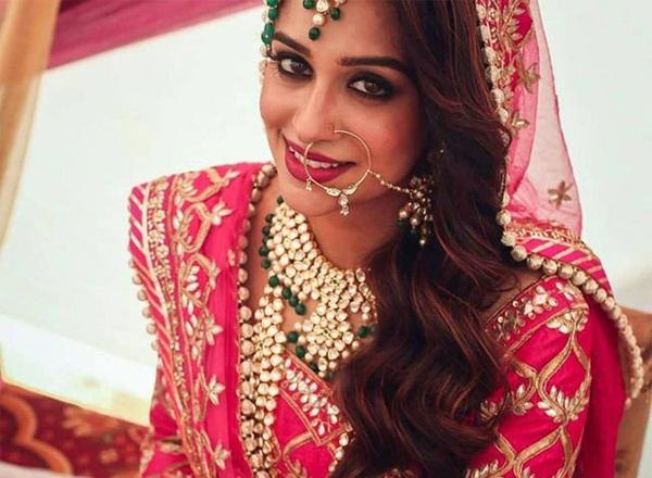 South Indian Muslim Bridal Makeup