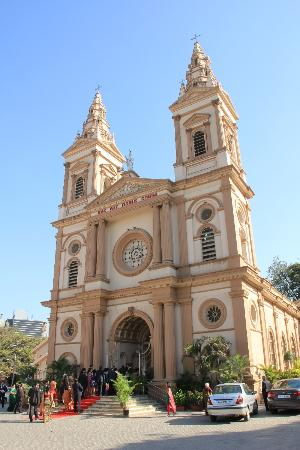 St Patrick's Church, Ashok Nagar