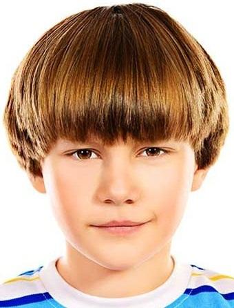 The Cute Boy Haircut