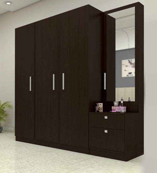 10 Best Bedroom Wardrobes With Pictures In India Styles