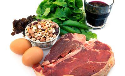 haemoglobin rich foods