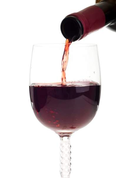 red wine uses