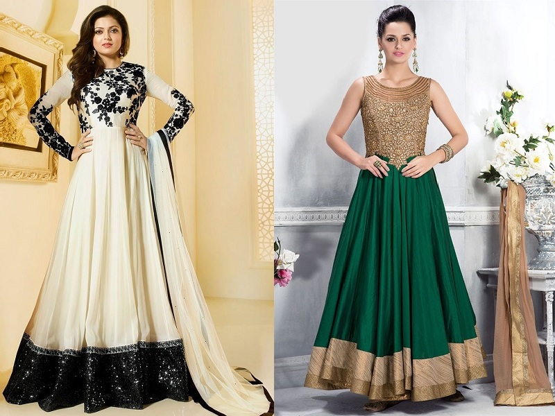 15 Traditional And Stylish Indian Frocks For Women In 2020 Styles At Life