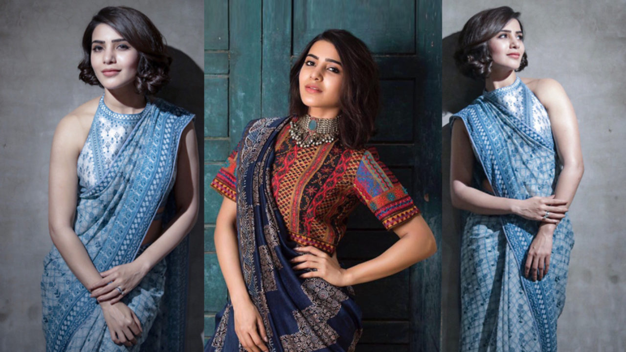 9 Latest Curly Hairstyles For Saree And Lehenga In 2019