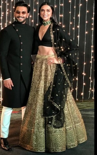 Bollywood actresses in designer lehenga