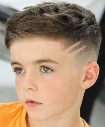 10 Latest And Popular Haircuts For School Boys Styles At Life