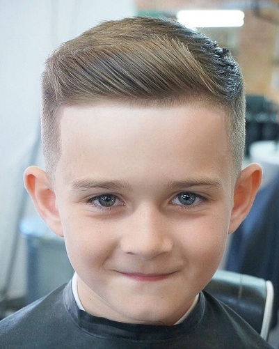 10 Latest and Popular Haircuts for School Boys