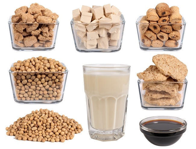 Soy Products For Breast Growth