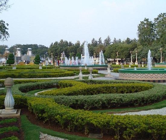 Madhavaram Botanical Garden, Chennai
