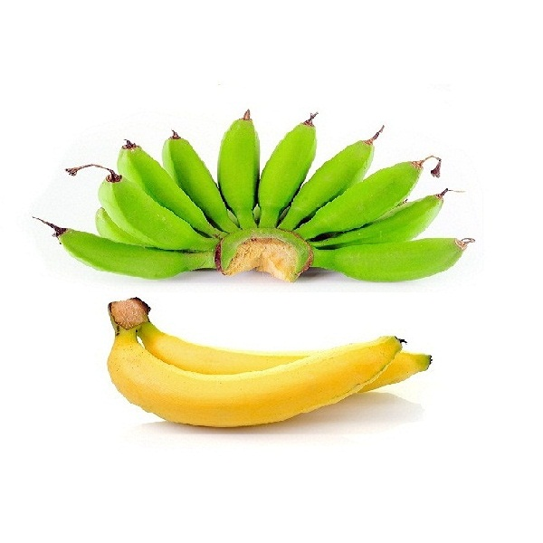 types of bananas