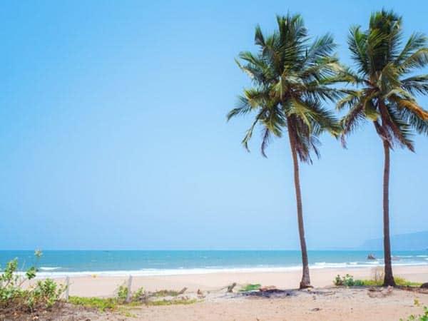 Agonda Beach in Goa For Honeymoon