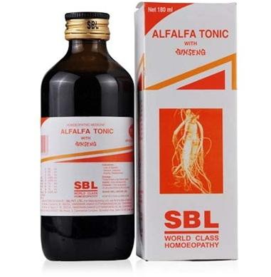 Alfalfa Tonic For Gaining Weight