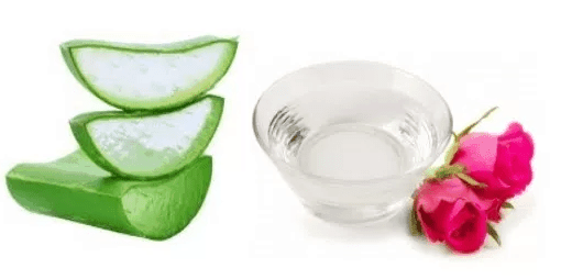 Aloe Vera With Rose Water 3