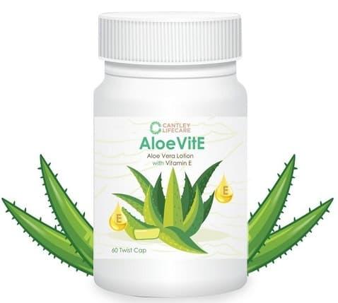Aloe Vera With Vitamin E 6