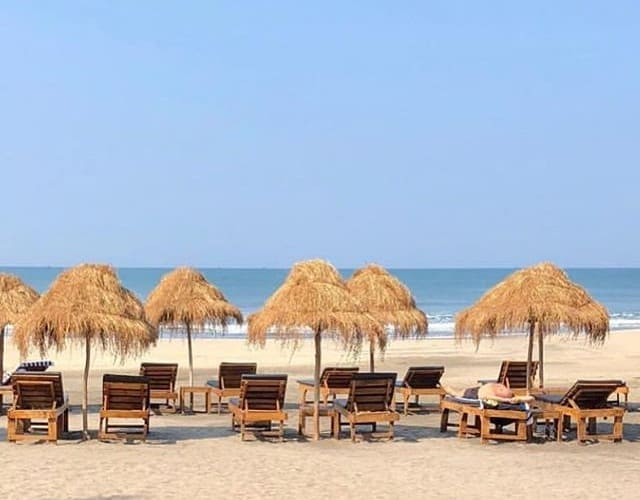 Ashwem Beach For Newlyweds