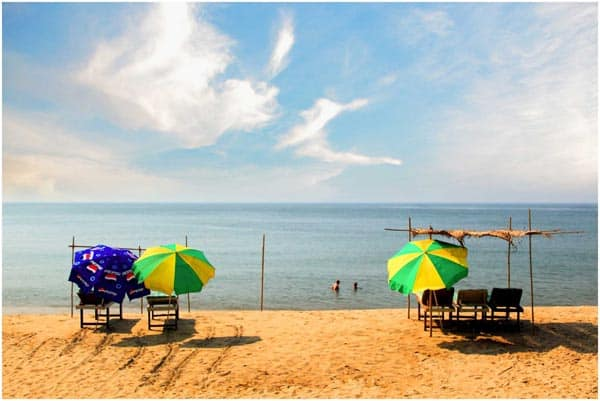 Baga Beach for Honeymoon Couples