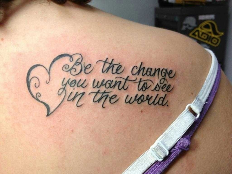 30 Best Tattoo Quotes With Images Styles At Life Tattoo quotes always stick to the purpose of conveying a message which is always addressed to it's owner. 30 best tattoo quotes with images