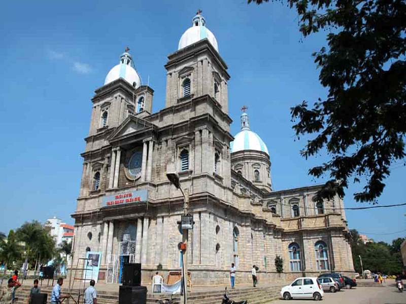 Churches in Bangalore