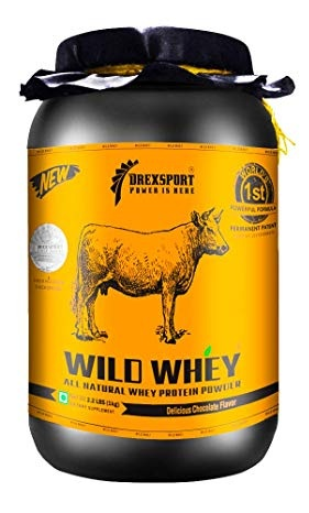 DREXSPORT- Wild Whey Protein Powder
