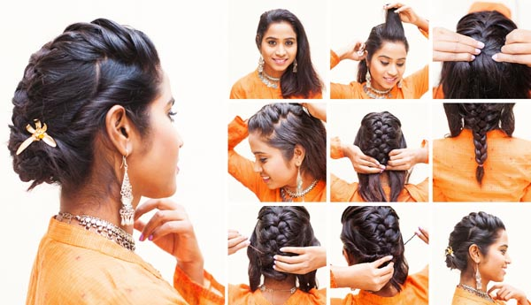 Ethnic Traditional Hairstyles for Women